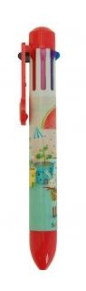 Różnokolory długopis - Melon Showers