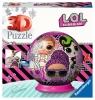 Puzzle 3D: LOL Surprise (11162)Wiek: 6+
