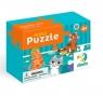 Puzzle Mini 35: Szalone koty (DOP300284)