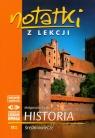 Notatki z lekcji Historia Średniowiecze