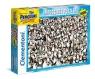 Puzzle Impossible Pingwiny z Madagaskaru 1000 (39362)