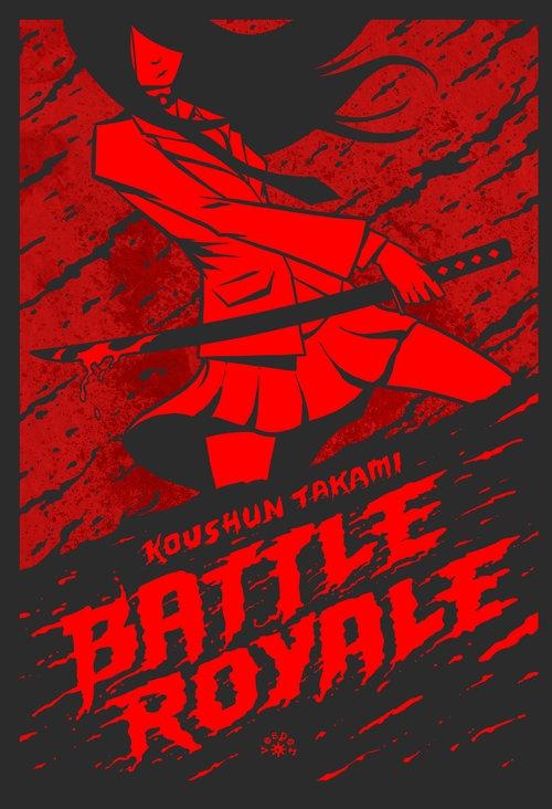 Battle Royale Takami Koushun