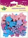 Piankowe serca/kwiaty A6 363574