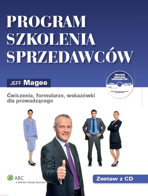 Program szkolenia sprzedawców + CD Magee Jeff