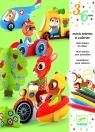 Zestaw artystyczny składanki Pojazdy (DJ09862)