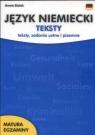 Język niemiecki Teksty zadania ustne i pisemne Białek Aneta