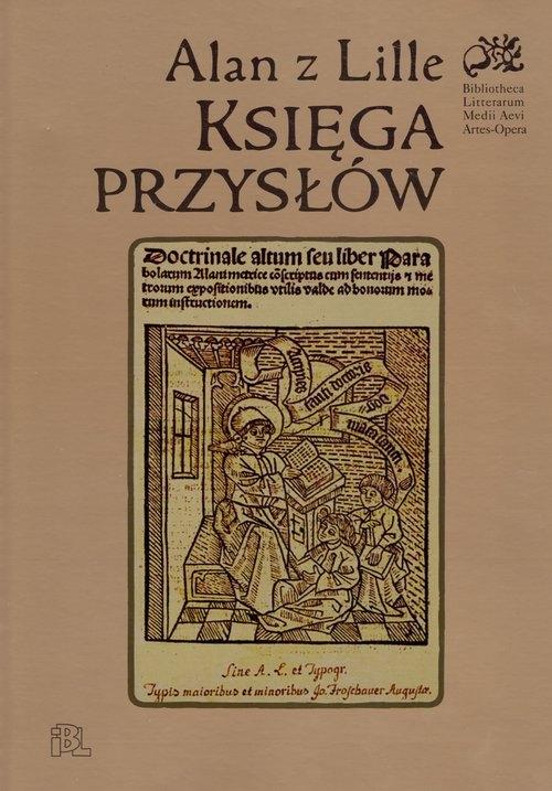 Księga przysłów Alan z Lille