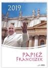 Kalendarz 2019 Papież Franciszek