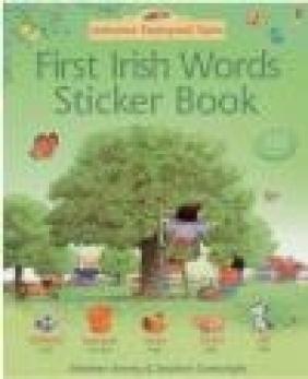 First Irish Sticker Book