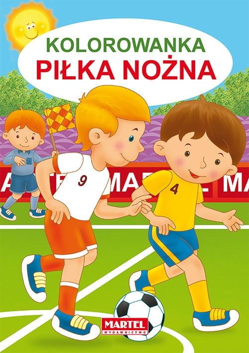 Kolorowanka Piłka nożna Żukowski Jarosław
