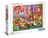 Puzzle High Quality Collection The Circus 2000