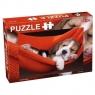 Puzzle 56: Sleeping Puppy (56662)Wiek: 3+