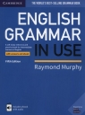 English Grammar in Use with answers and ebook with audio (Uszkodzona okładka)