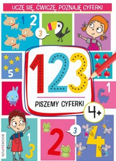 123 PiszemyCyferki