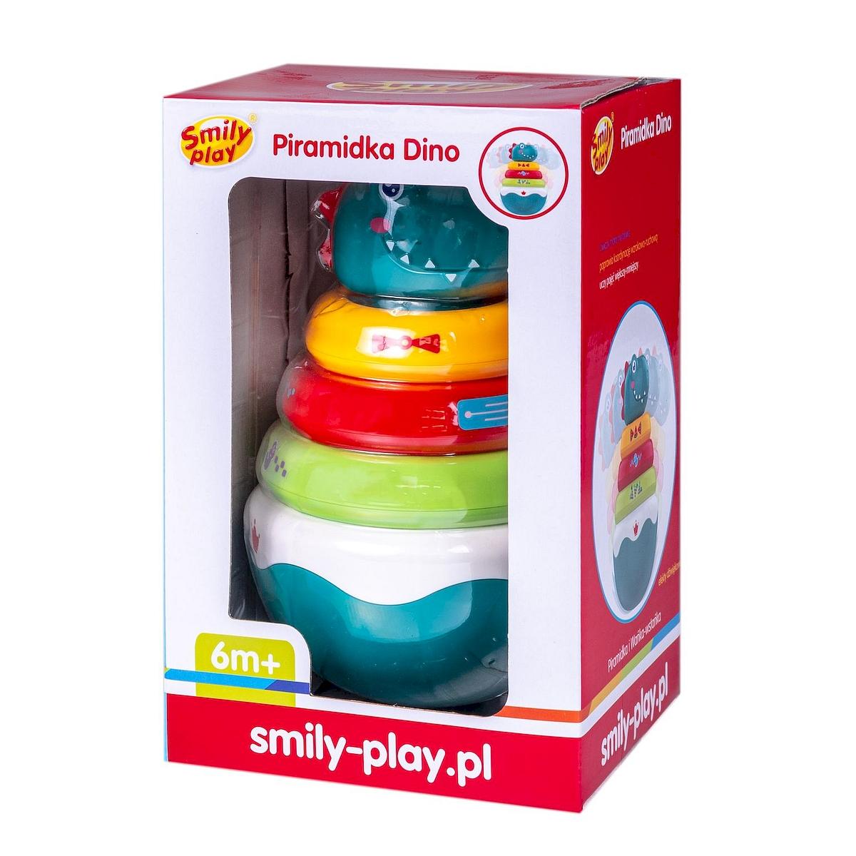 Smily Play, Piramidka dino (SP83662)