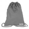 Worek na obuwie BeUniq Grey (PPGP20-713)