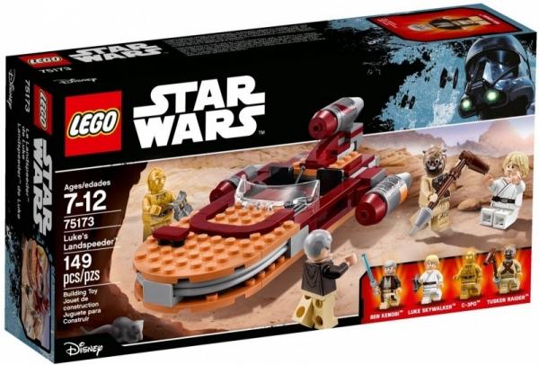 Star Wars Śmigacz Luke'a (75173)
