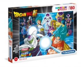 Puzzle 180 Super Kolor Dragon Ball