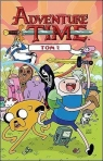 Adventure Time Tom 2 praca zbiorowa