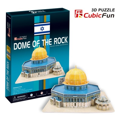 Puzzle 3D Dome of the Rock (C714H)