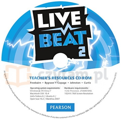 Live Beat GL 2 Teacher s Resources CD-ROM