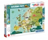 Puzzle SuperColor 250: Great Places in Europe (29062)Wiek: 7+