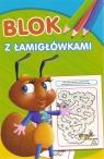 Blok z łamigłówkami Mrówka