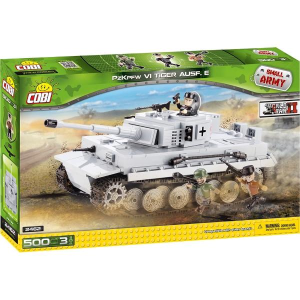COBI Armia PZKPFW VI Tiger 500 kl. (2462) (Uszkodzone opakowanie)