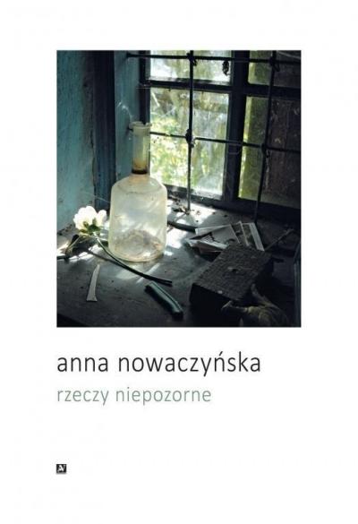 Rzeczy niepozorne Nowaczyńska Anna