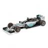 Mercedes AMG Petronas F1 Team W06 Hybrid #6 Nico Rosberg Japanese GP 2015