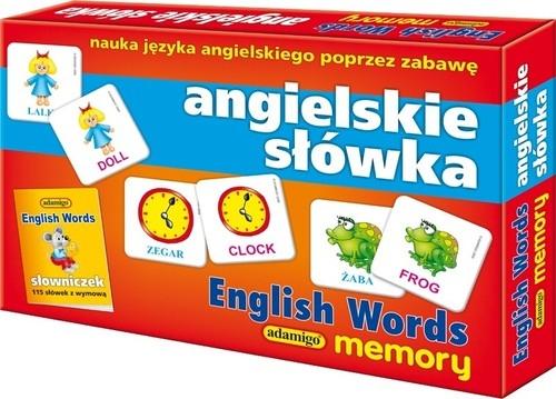 Memory: Angielskie słówka (5628)