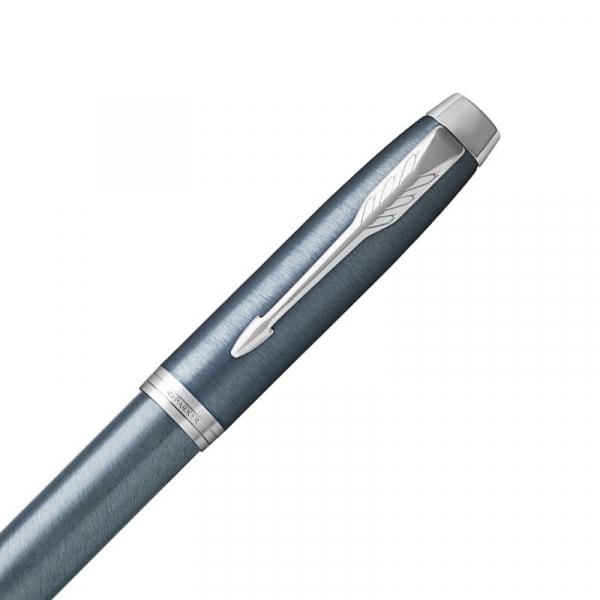 Pióro kulkowe New IM Blue Grey CT (P-1931662)