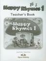 Happy Rhymes 1 Teacher's Book