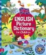 English Picture Dictionary for Children mk. Aktywizujący słownik obrazkowy. Oprawa miękka
