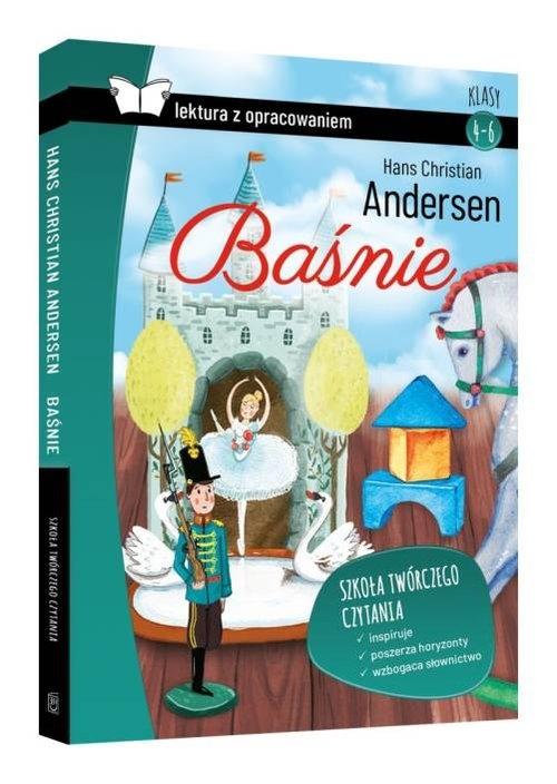 Baśnie Andersen Krótkie opracowanie Klasy 4-6 Andersen Hans Christian