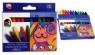 Kredki świecowo-pastelowe Junior 12 kolorów