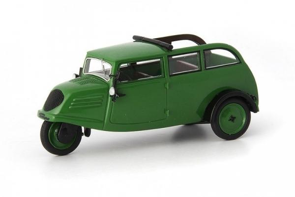 Tempo E400 Kombiwagen Germany 1936 (02008)