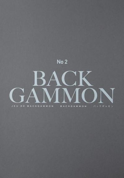Gra planszowa Classic Backgammon