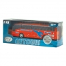 DROMADER Autobus metalowy z dźwiękami (718220)