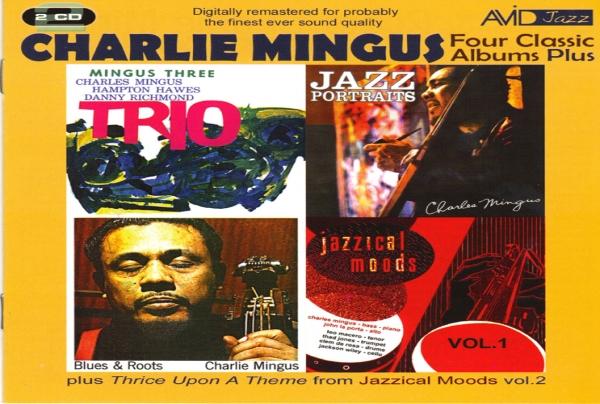 Four Classic Albums Plus (Remastered) (*)