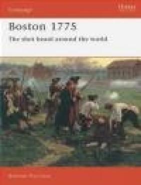 Boston 1775 Brendan Morrissey, B Morrissey