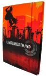 Teczka z gumką Underground
