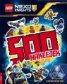 Lego Nexo Knights 500 naklejek