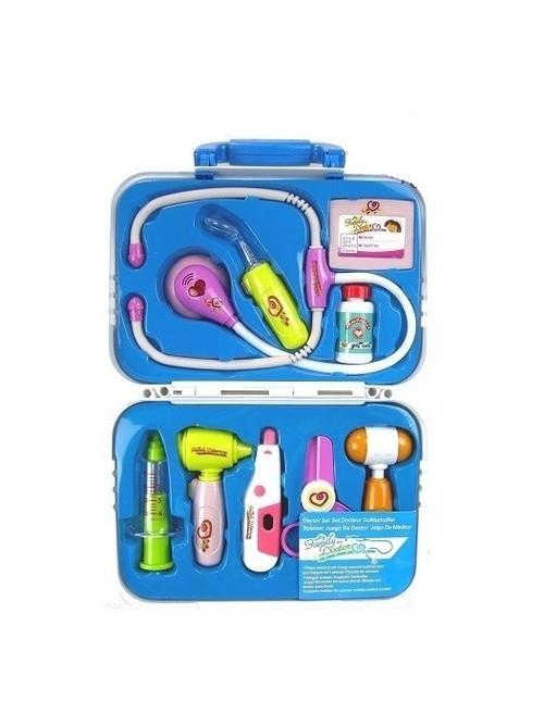 Zestaw lekarski walizka dla małego lekarza