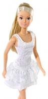 Steffi Lalka w białej sukience (105730662)