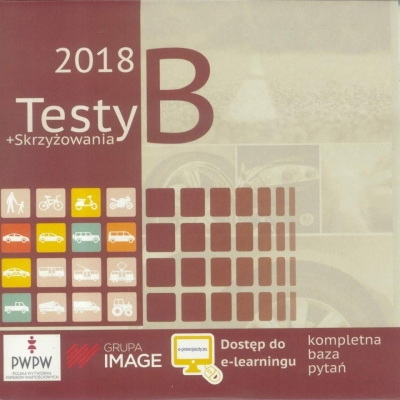 Testy B + Skrzyzowania CD w.2018 IMAGE praca zbiorowa