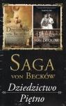 Pakiet Saga von becków. Dziedzictwo von Becków + Piętno von Becków (wyd. Jax Joanna