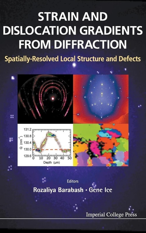 Strain and Dislocation Gradients from Diffraction