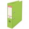 Segregator Esselte No.1 VIVIDA A4/7,5cm - zielony (624069)