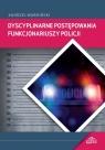 Dyscyplinarne postępowania funkcjonariuszy Policji Warmiński Andrzej
